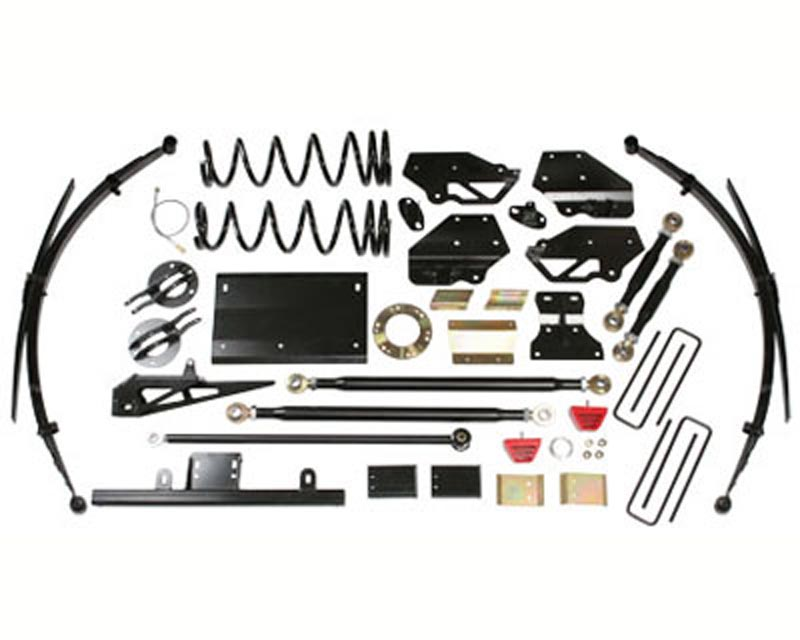 Skyjacker 7 Inch Lift Kit Dodge Ram 2500 / 3500 V10 & Cummins 4WD 00-02 - D752KS-DX