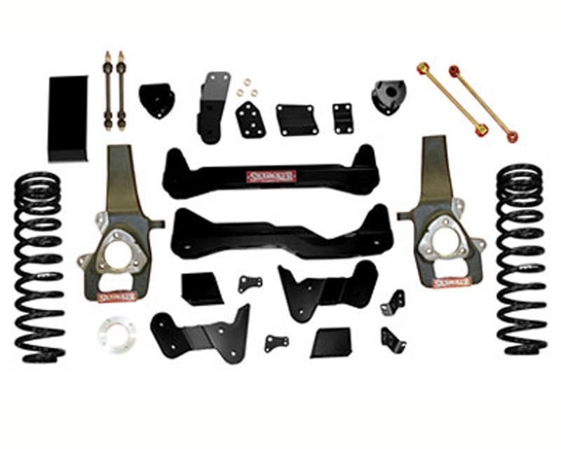 Skyjacker 4 Inch Lift Kit Dodge Ram 1500 4WD 09-10 - D940SSK