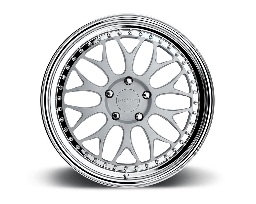 Rotiform DAB 3-Piece Forged Concave Center Wheels - DAB-3PCFORGED-CONCAVE