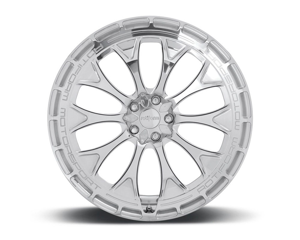 Rotiform DAB-M 3-Piece Forged Flat/Convex Center Wheels - DABM-3PCFORGED-FLAT