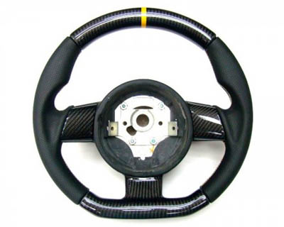 Image of DCT Motorsports Carbon Steering Wheel Lamborghini Gallardo 06-10