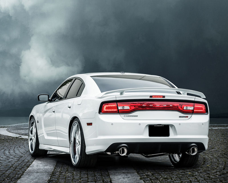 2012 Dodge Charger For Sale >> DD0203001 Meisterschaft | Stainless Steel Section 2 Catback X Pipe Resonator Delete Dodge ...