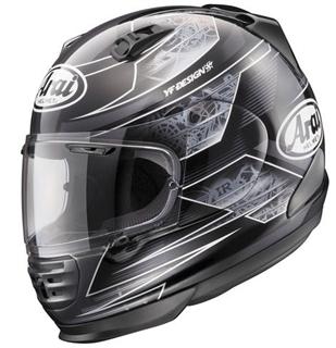 Image of Arai Defiant Chronus Black Helmet