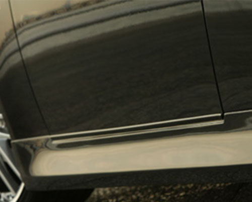 DIGNA Side Skirts Infiniti G35 Coupe 03-07 - DIGNA-V35CPE-SS