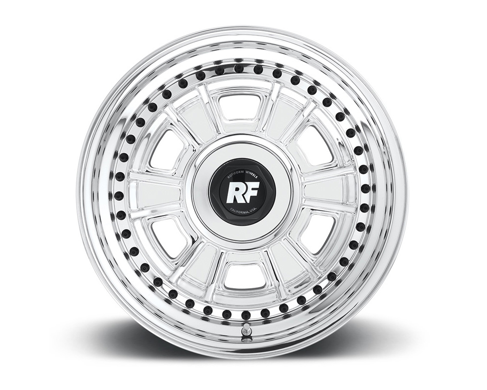 Rotiform DNO 3-Piece Forged Deep Concave Center Wheels - DNO-3PCFORGED-DEEP