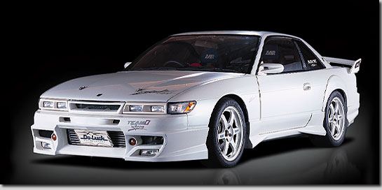 Image of Do-Luck 3P Kit Nissan 240SX Coupe 89-94