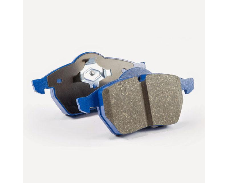 EBC Brakes Bluestuff NDX Fastest Street and Race Pads REAR Disc Brake Pad Set FMSI D536 Rear - DP5781/2NDX