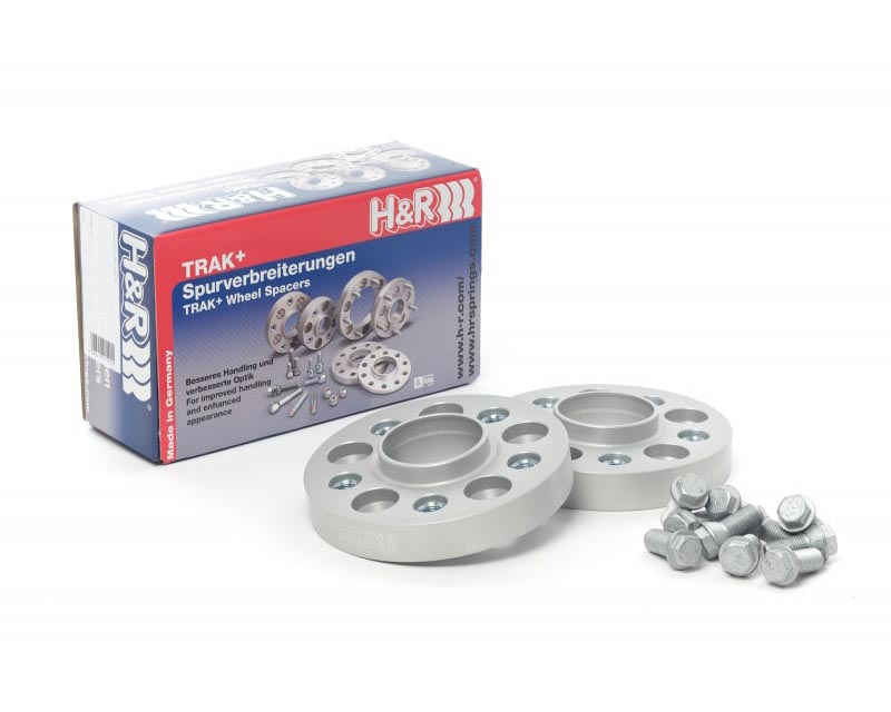 H&R Trak+ | 5x112 | 66.5 | Bolt | 14x1.5 | 30mm DRA Wheel Spacer Mercedes-Benz S 600 W221 -- 4Matic 05-13 - 60556659
