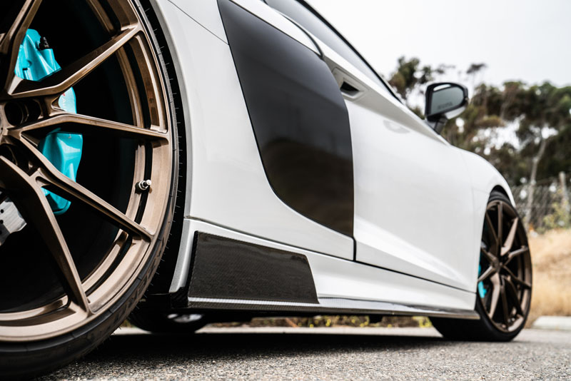 1016 Industries Side Skirts Audi R8 2015-2021 - 1016.100.02