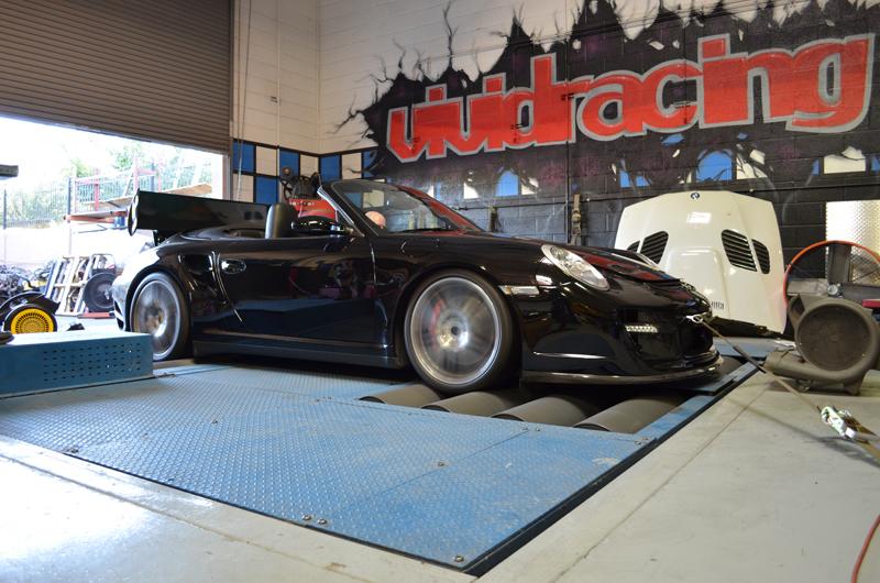 Vivid Racing Porsche Upgrade VR900 Horsepower Turbo Kit Porsche 997 Turbo 07-09