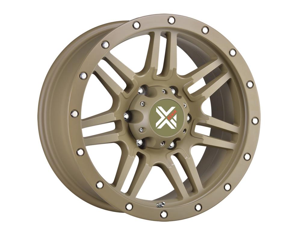 DX4 7S Dark Earth Full Painted Wheel 17x8.5 5x127 -6 - DT-20449
