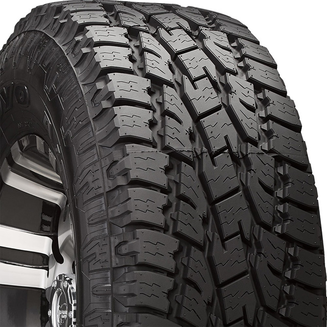 Toyo Tire Open Country A/T II P 265 /65 R18 112S SL BSW - 352200