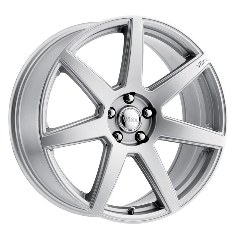 Voxx Divo Silver Wheel 18x8 5x114.30 40mm - DT-48607