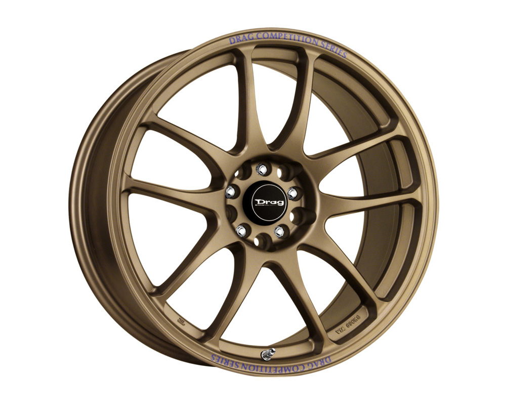 Drag DR-31 Rally Bronze Full Painted 17x8 5x100/114.3 35mm - DR31178053573RBZ1