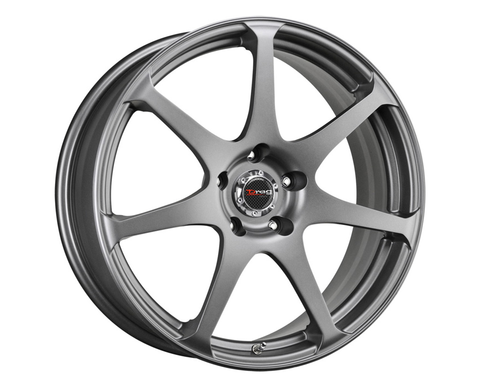 Drag DR-48 Charcoal Gray Full Painted 17x9 5x114.3 38 - DR48179063873GMF1