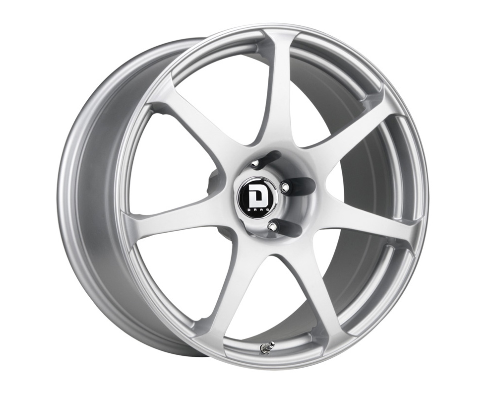 Drag DR-48 Silver Full Painted 19x9.5 5x120 32 - DR481995233272S1