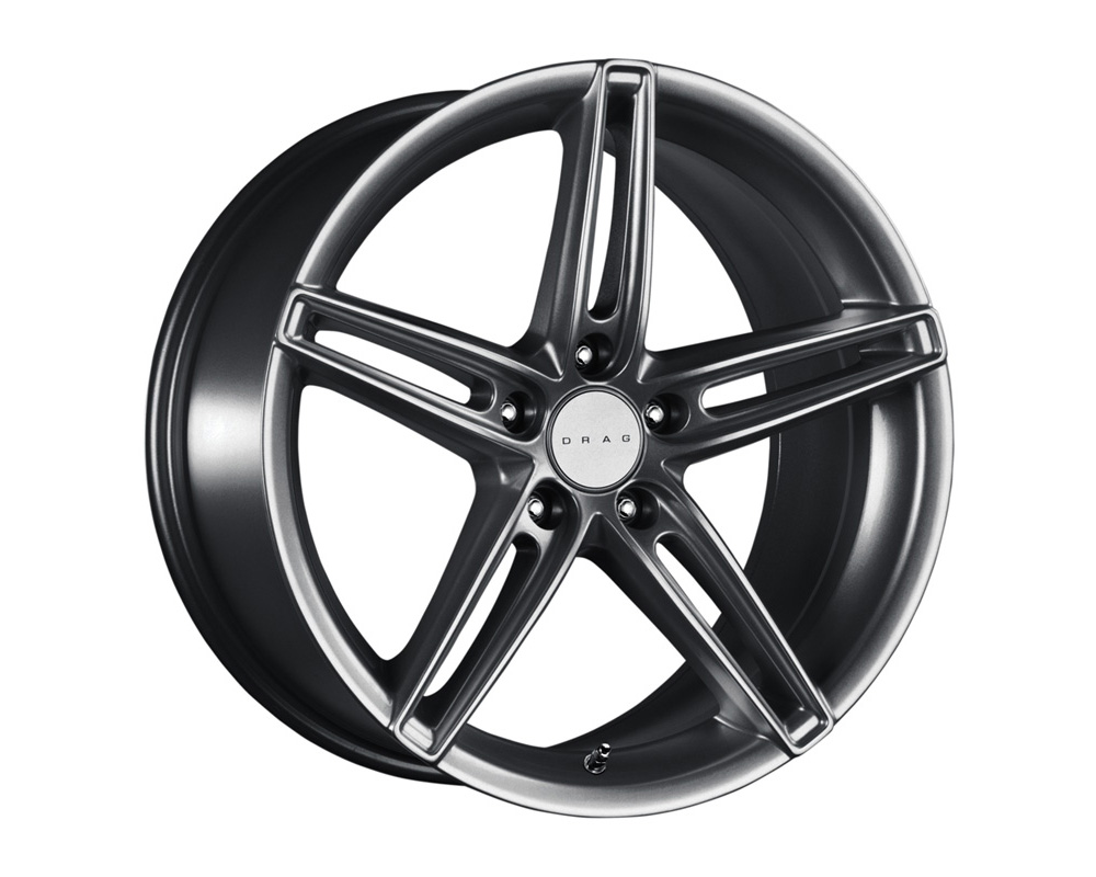 Drag DR-73 Silver Full Painted 19x8 5x120 38 - DR73198233872S1