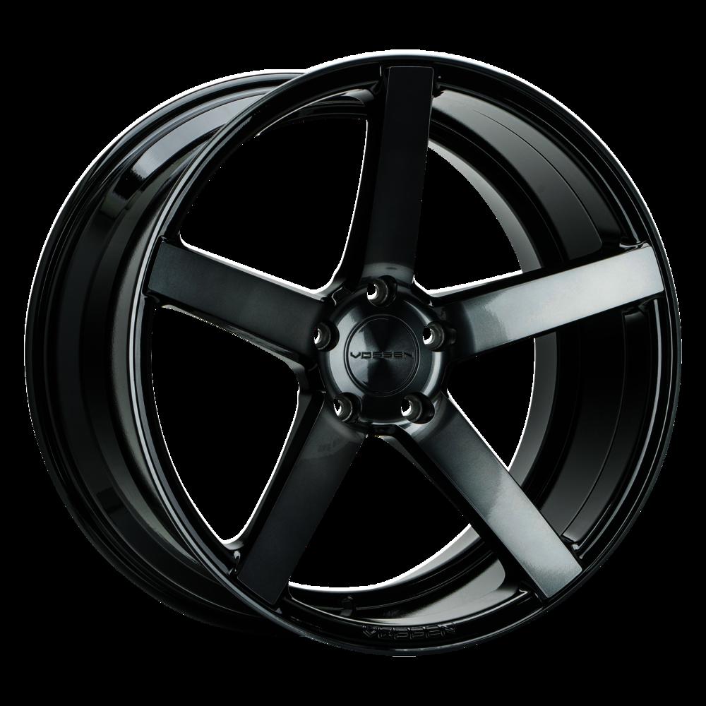 Vossen Wheels CV3R Tinted Gloss Black 20x9 5x120 35