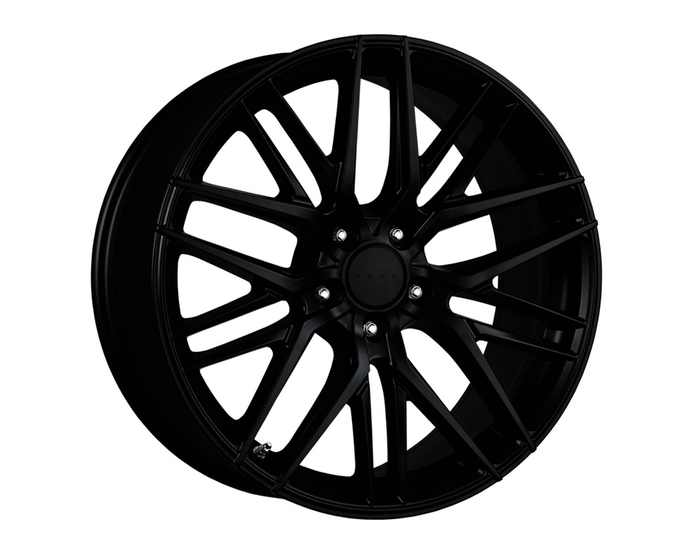 Drag DR-77 Flat Black Full Painted 19x8.5 5x114.3 40 - DR771985064073BF1