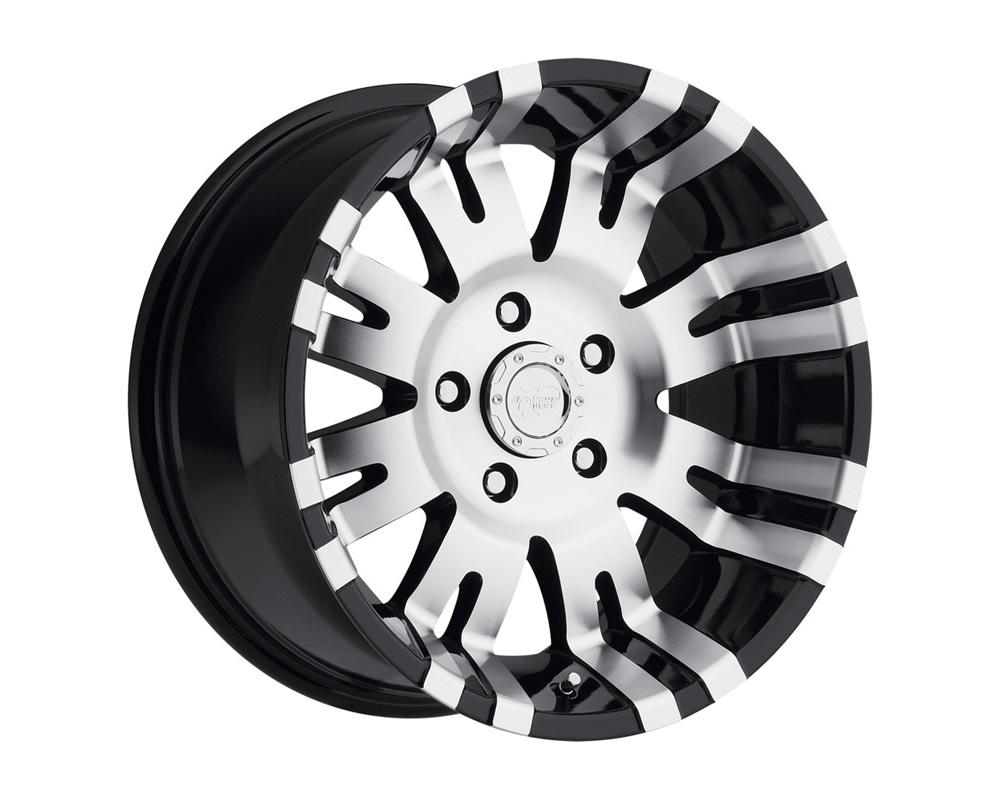 Pro Comp 01 Series Gloss Black Machined Wheel 17x8 6x139.7 0 - 8101-7883