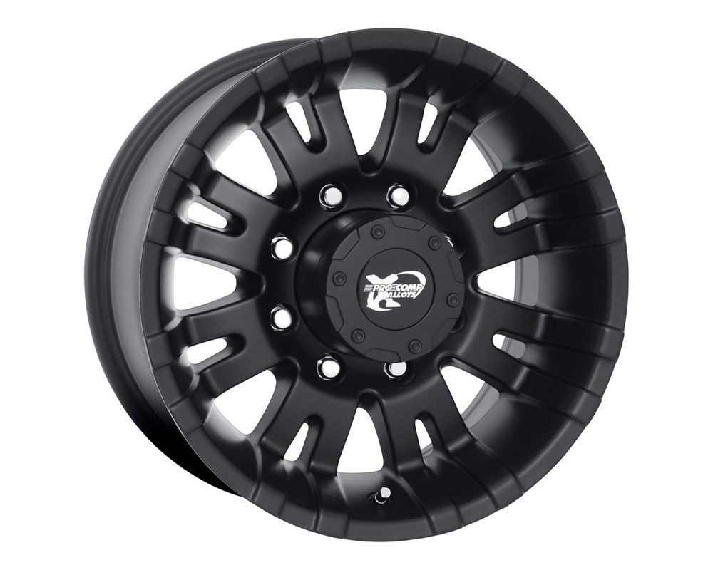 Pro Comp 01 Series Satin Black Wheel 18x9.5 8x165.1 -6 - 5001-89582