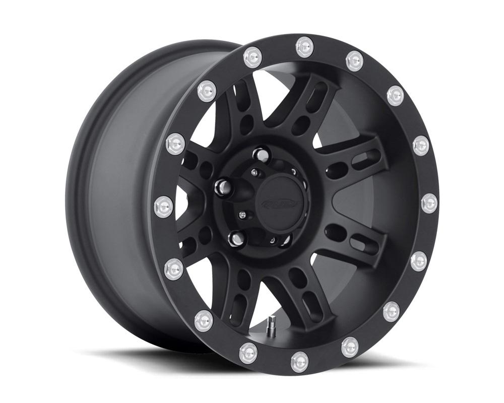 Pro Comp 31 Series Flat Black Wheel 16x8 6x139.7 0 - 7031-6883