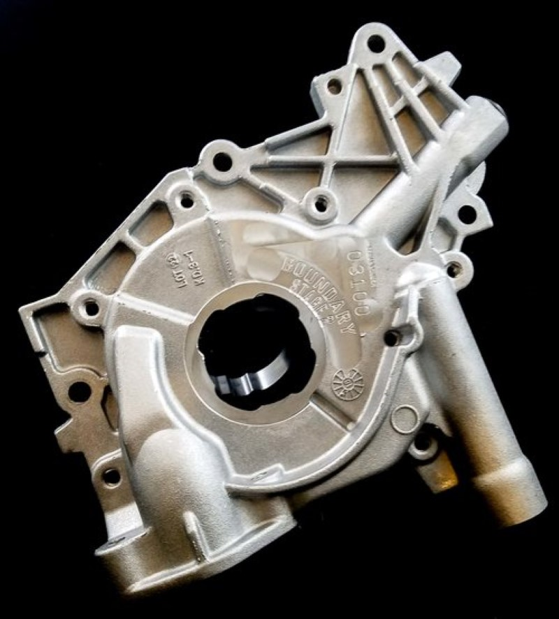 Boundary Pumps High Flow Billet Gear Pump Assembly Ford Duratec V6 2.5L 3.0L 1993-2012 - DURATEC-S2