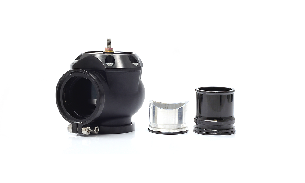 Synapse Engineering Synchronic Diverter Valve Kit w/ Aluminum Weld-on Flange - DV001A.006