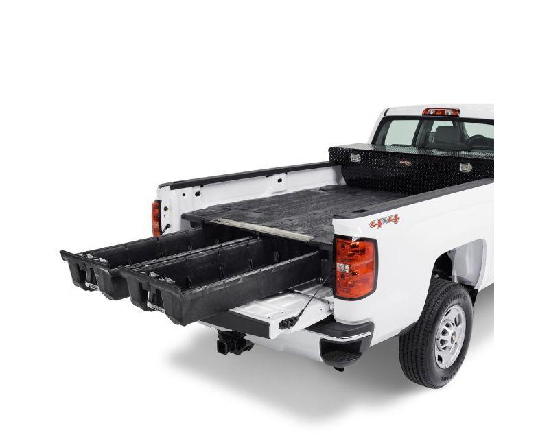 DECKED Truck Bed Organizer 8Ft. Chevrotlet Silverado 2500/3500   GMC Sierra 2020+ - DG10