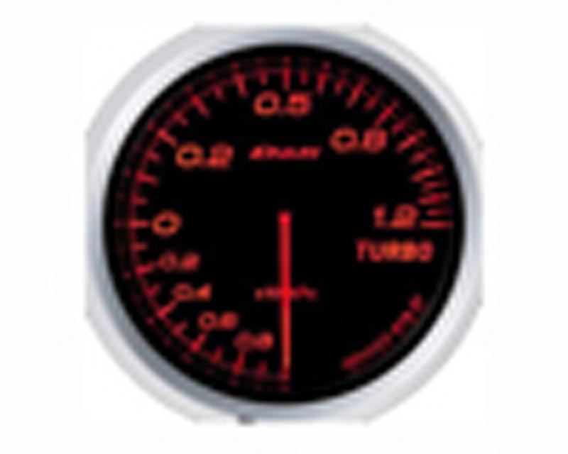 Image of Defi Advance BF 60mm 18psi Boost Gauge - Red