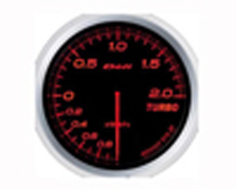 Image of Defi Advance BF 60mm 30psi Boost Gauge - Red