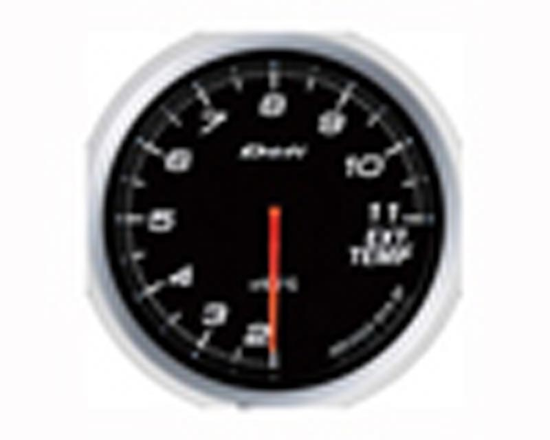 Image of Defi Advance BF 60mm Exhaust Temp Gauge - White