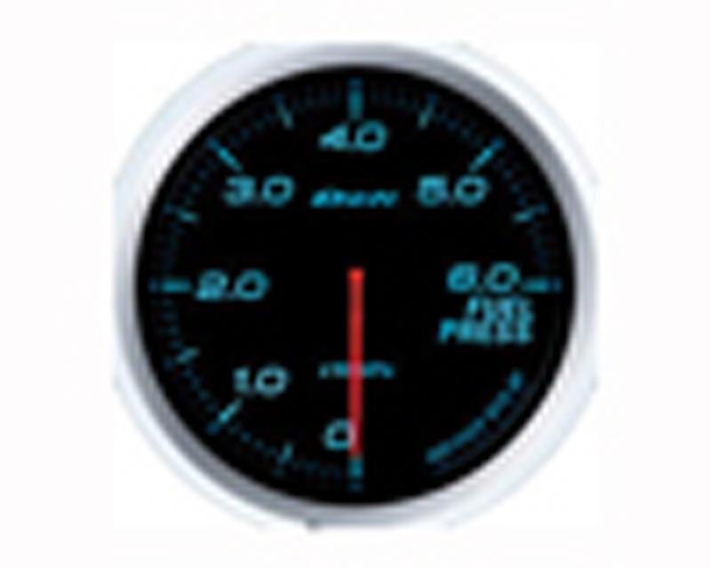 Image of Defi Advance BF 60mm Fuel Pressure Gauge - Blue