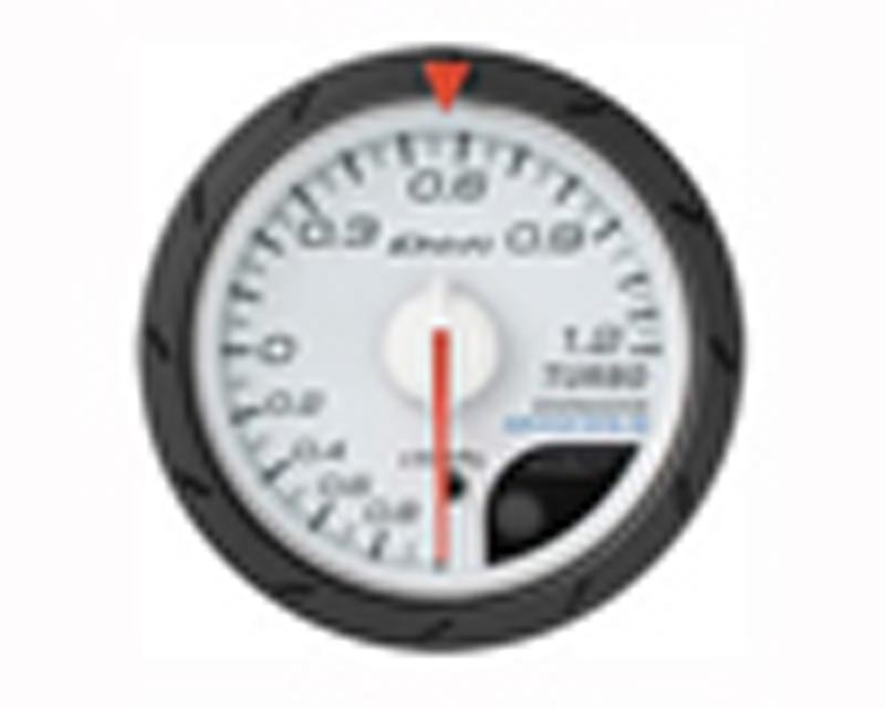 Image of Defi Advance CR 52mm 18psi Boost Gauge - White