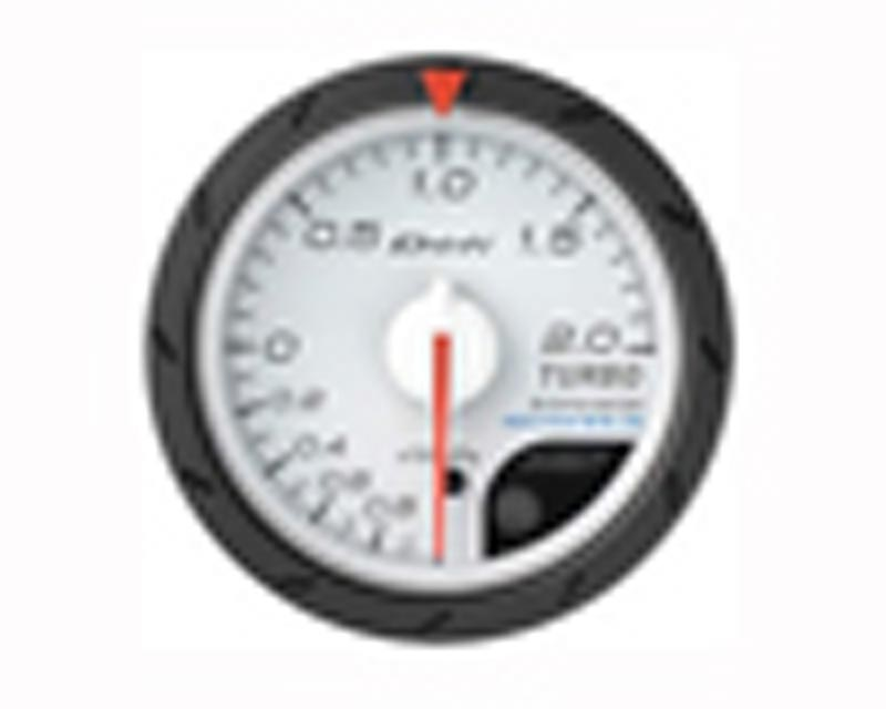 Image of Defi Advance CR 52mm 30psi Boost Gauge - White