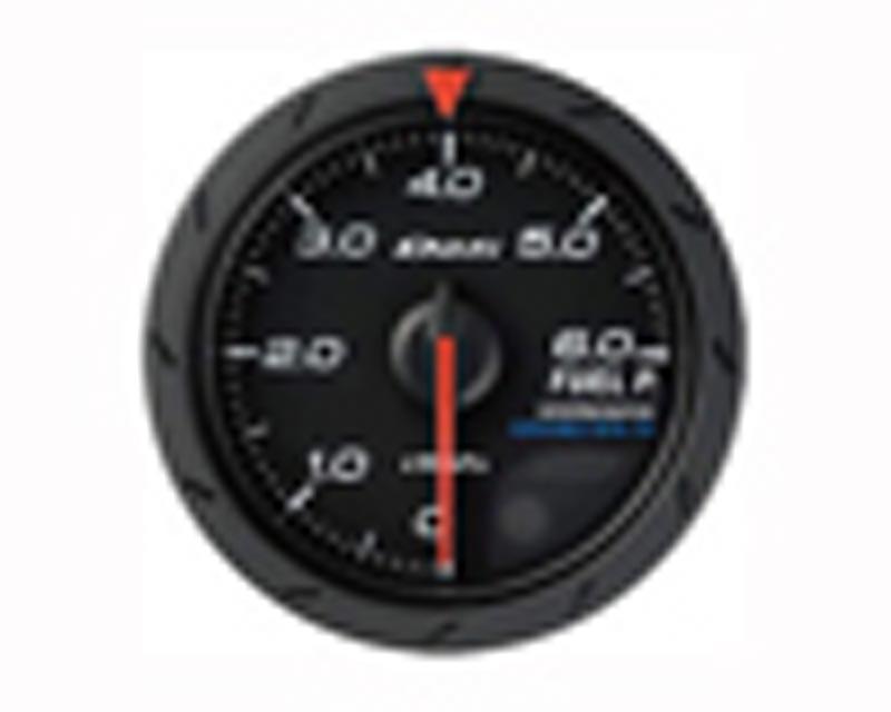Image of Defi Advance CR 52mm Fuel Pressure Gauge - Black