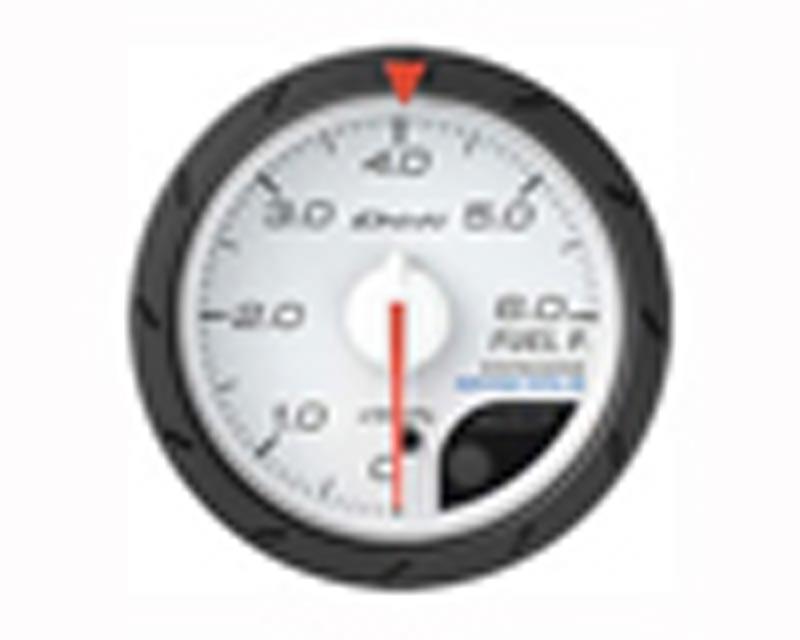 Image of Defi Advance CR 52mm Fuel Pressure Gauge - White