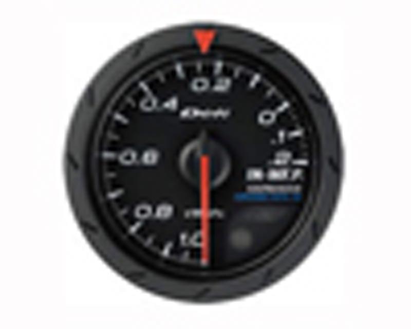 Image of Defi Advance CR 52mm Manifold Pressure Gauge - Black
