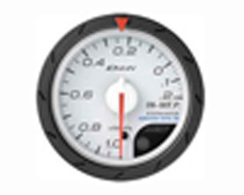 Image of Defi Advance CR 52mm Manifold Pressure Gauge - White