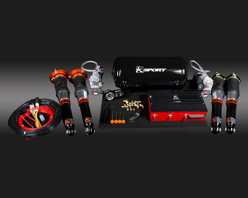 Ksport Airtech Deluxe Air Suspension System Volkswagen Beetle Conv 03+