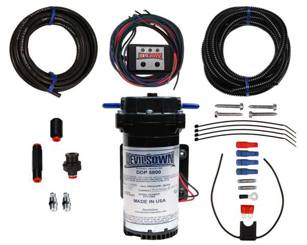 Image of DevilsOwn Stage 2 Gasoline Universal 2 Bar Injection Kit