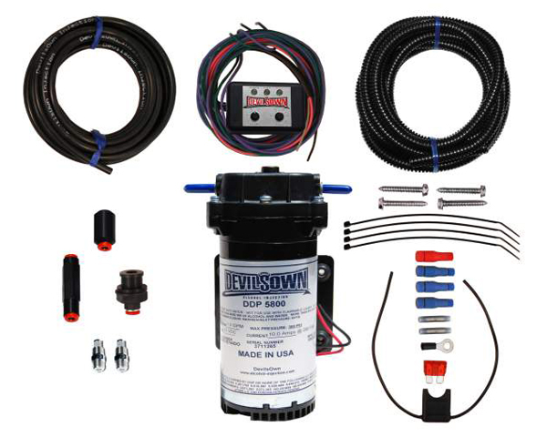 Image of DevilsOwn Stage 2 Gasoline Universal 2.5 Bar Injection Kit