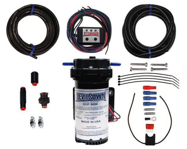 Image of DevilsOwn Stage 2 Gasoline Universal 3 Bar Injection Kit