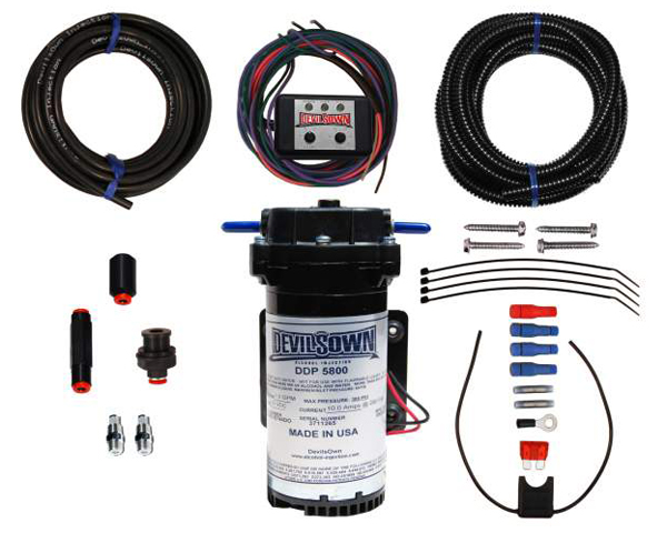 Image of DevilsOwn Stage 2 Diesel Universal DVC-100 Injection Kit