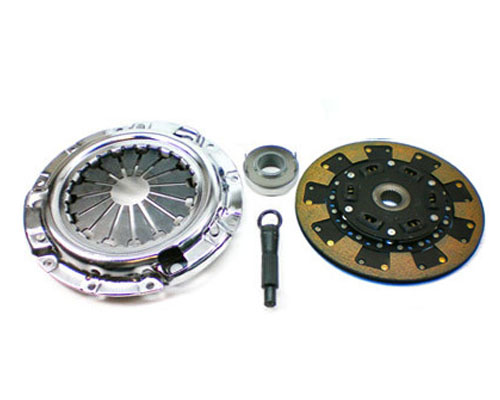 RalcoRZ Dual Friction Clutch Kit  Ford Mustang 4.6L 01-04 - RF1-81043DFZ