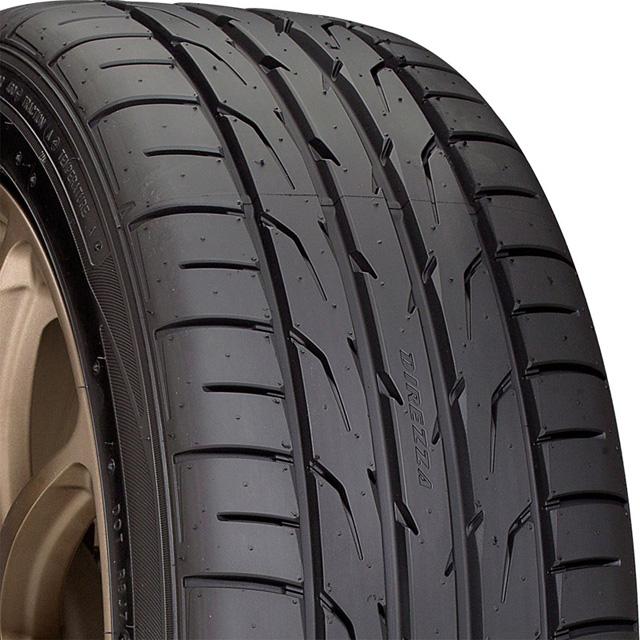 Dunlop Direzza DZ102 Tire 205 /50 R15 86V SL BSW - DT-29767