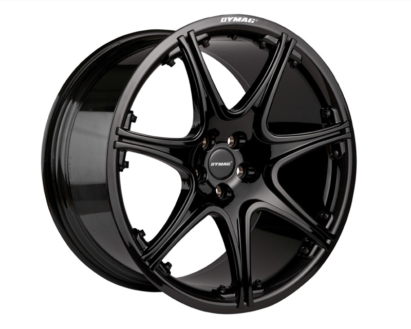 Dymag Carbon 7X Wheel Package 20x9.5 | 20x12 McLaren Super Series 720S Coupe / Spider (P14) 17-19 - DYM-7X_CW3793-CW3795
