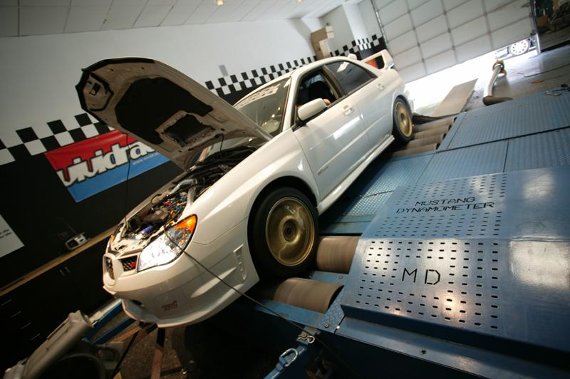 Vivid Racing Stage 4 Power Kit 500HP Subaru STI 04-07