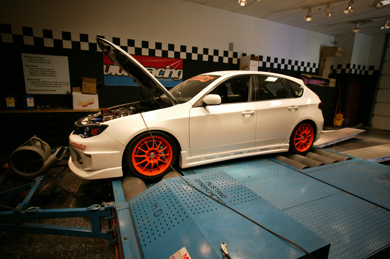 Vivid Racing Stage 3 Power Kit Subaru WRX 08-12