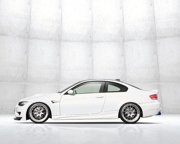Image of Ericsson Carbon Fiber Side Skirts BMW M3 Coupe E92 08-13